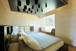 modern Bedroom by Hofgut Hafnerleiten