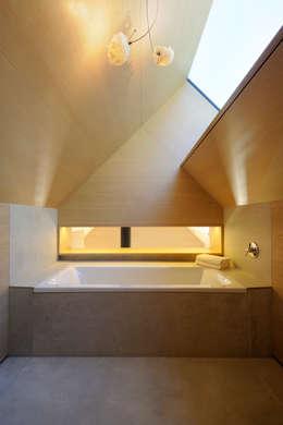 modern Bathroom by Hofgut Hafnerleiten