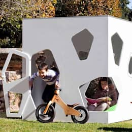 Projekty,  Ogród zaprojektowane przez Lullabuy Limited