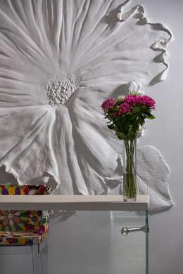 Цветочный бутик: Стены и пол в . Автор – U-Style design studio