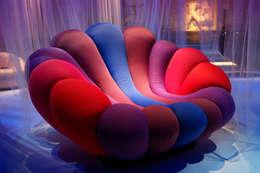 modern Living room by Giancarlo Zema Design Group