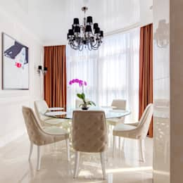 classic Dining room by U-Style design studio