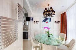 Квартира в Киеве: Столовые комнаты в . Автор – U-Style design studio