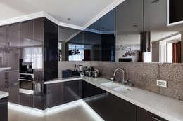 Квартира в Киеве: Кухни в . Автор – U-Style design studio