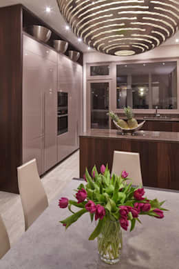 modern Kitchen by D&A INTERIORS