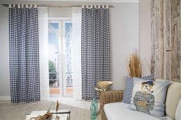 Ventanas de estilo  por Indes Fuggerhaus Textil GmbH