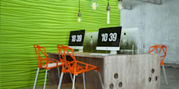 Offices & stores by PRO-DESIGN