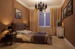 Спальная комната: Спальни в . Автор – 3d artist, 3d visualizer