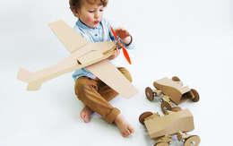 industrial Nursery/kid's room تنفيذ HOCKO