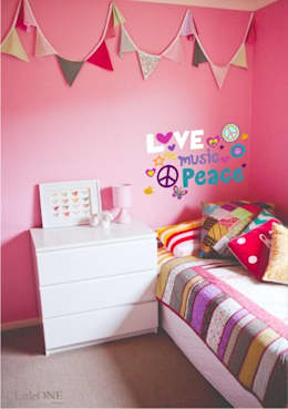 modern Nursery/kid's room by BY ANIMA