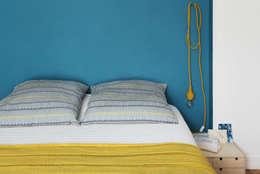 eclectic Bedroom by MON OEIL DANS LA DECO