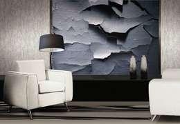 Paredes y pisos de estilo moderno por Bianchi Lecco srl