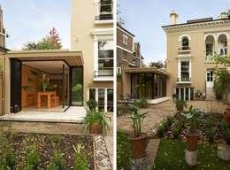 منازل تنفيذ Jonathan Clark Architects