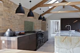 rustic Kitchen by homify