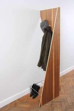 Corridor, hallway & stairs  by Brocklehurst Furniture