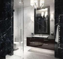 Dark Bedrooms: Ванные комнаты в . Автор – DenisBu