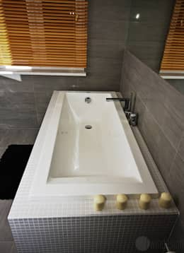 浴室 by Twindesign  - Kompleksowe Usługi Budowlane