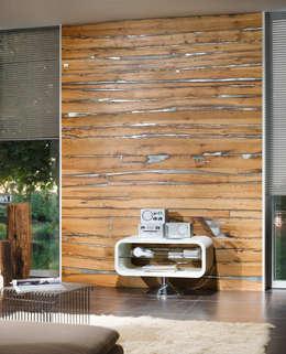 Projekty,  Salon zaprojektowane przez History Wood