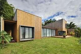 Дома в . Автор – T&T architecture