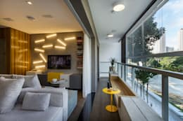 Studiodwg Arquitetura e Interiores Ltda. 의  거실