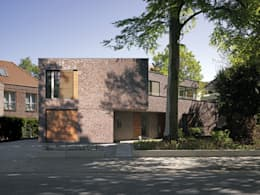 Casas de estilo moderno por KITZMANN ARCHITEKTEN