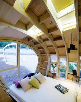 Cuartos de estilo moderno por [ADitude*] Architecture