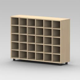 Ideas originales para tu mueble zapatero - Muebles zapateros originales ...
