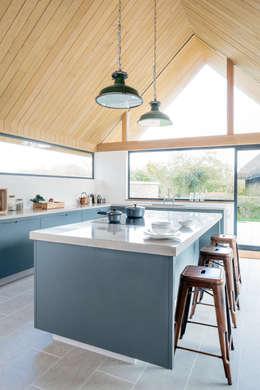 Cucina in stile in stile Moderno di It Woodwork