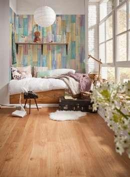 Walls & flooring by Paper Moon