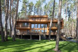 Autonomous house:  в . Автор – APRIL DESIGN