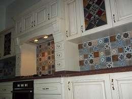 istanbul mutfakart – istanbul mutfakart: rustik tarz tarz Mutfak