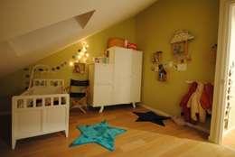 Architecture 3j: modern tarz Çocuk Odası