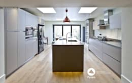 modern Kitchen by Pyram