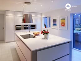 minimalistic Kitchen by Pyram