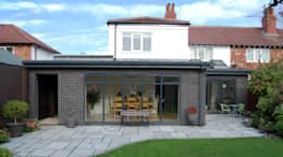 modern Conservatory by Grant Erskine Architects