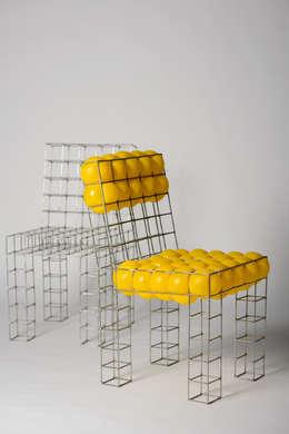 Estudios y oficinas de estilo minimalista por Meblarium Grunert