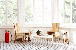 Baltic Design Shop: modern tarz Oturma Odası