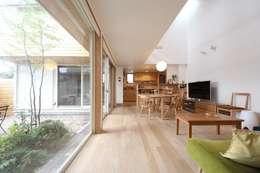 新井アトリエ一級建築士事務所의  거실