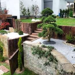 moderne Tuin door abelia peyzaj