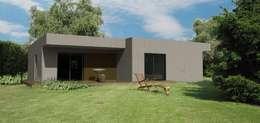 Дома в . Автор – HCI constructions