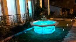 eclectische Tuin door Cascade Süs Havuzu ve Fiberglas Ürünler