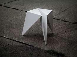 ORI sto: styl , w kategorii Salon zaprojektowany przez Jakub Piotr Kalinowski
