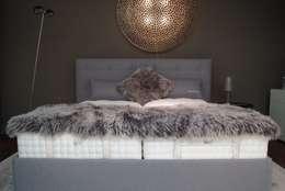 modern Bedroom by Bolz Planungen für Licht und Raum