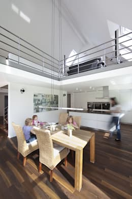 modern Kitchen by Koschany + Zimmer Architekten KZA