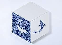 Versatile:  Muren & vloeren door Royal Delft