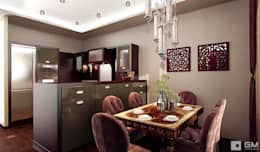 Интерьер дома в восточном стиле : Кухни в . Автор – GM-interior