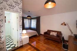 Dormitorios de estilo rural por Mutabile