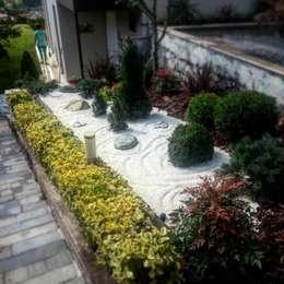 Сады в . Автор – abelia peyzaj