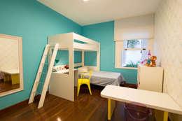 Dormitorios infantiles de estilo rural por Mutabile