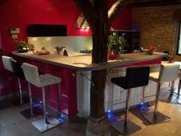 moderne Keuken door Atelier Cuisine